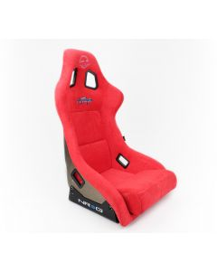 FRP Ultra Edition Bucket Seat - Large Red