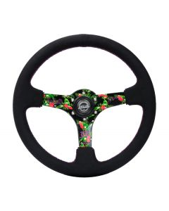 350mm Forrest Wang Signature Steering Wheel